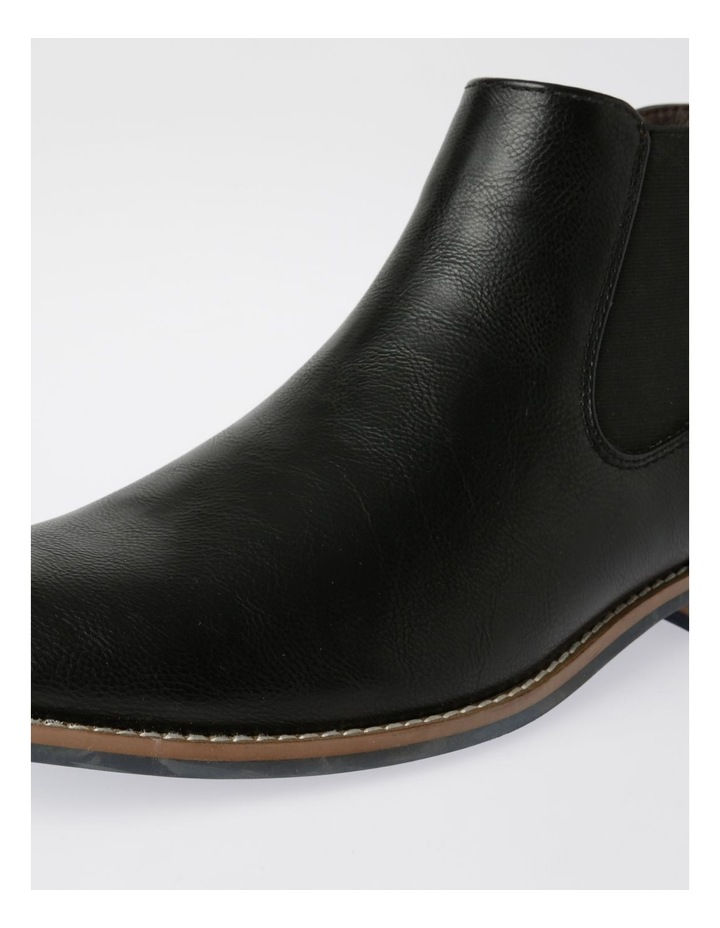 Bunbury Boot Black in Black image 5