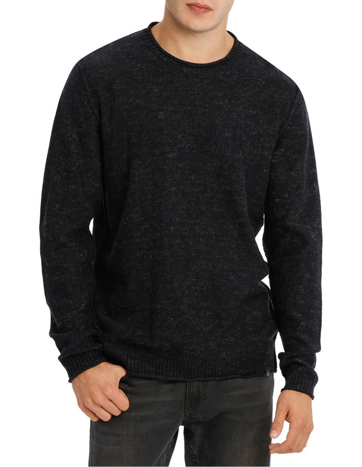 TOBY CREW NECK KNIT image 1