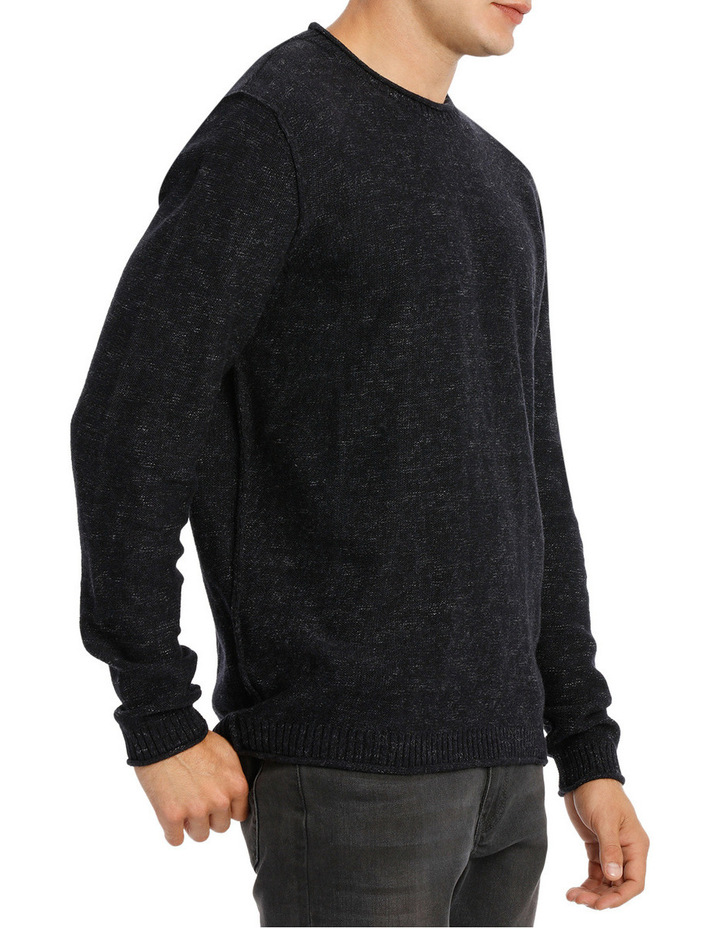 TOBY CREW NECK KNIT image 2
