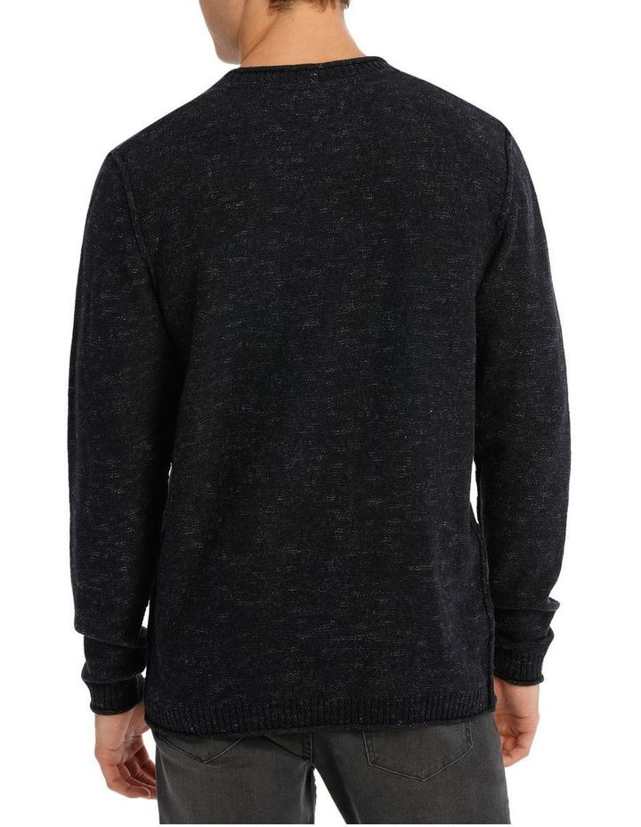 TOBY CREW NECK KNIT image 3