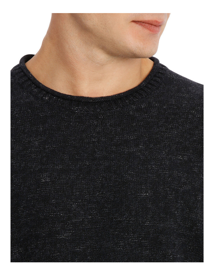 TOBY CREW NECK KNIT image 4