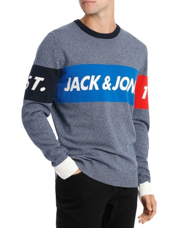 634b63c20 Jack   Jones Jack Knit Crew Neck