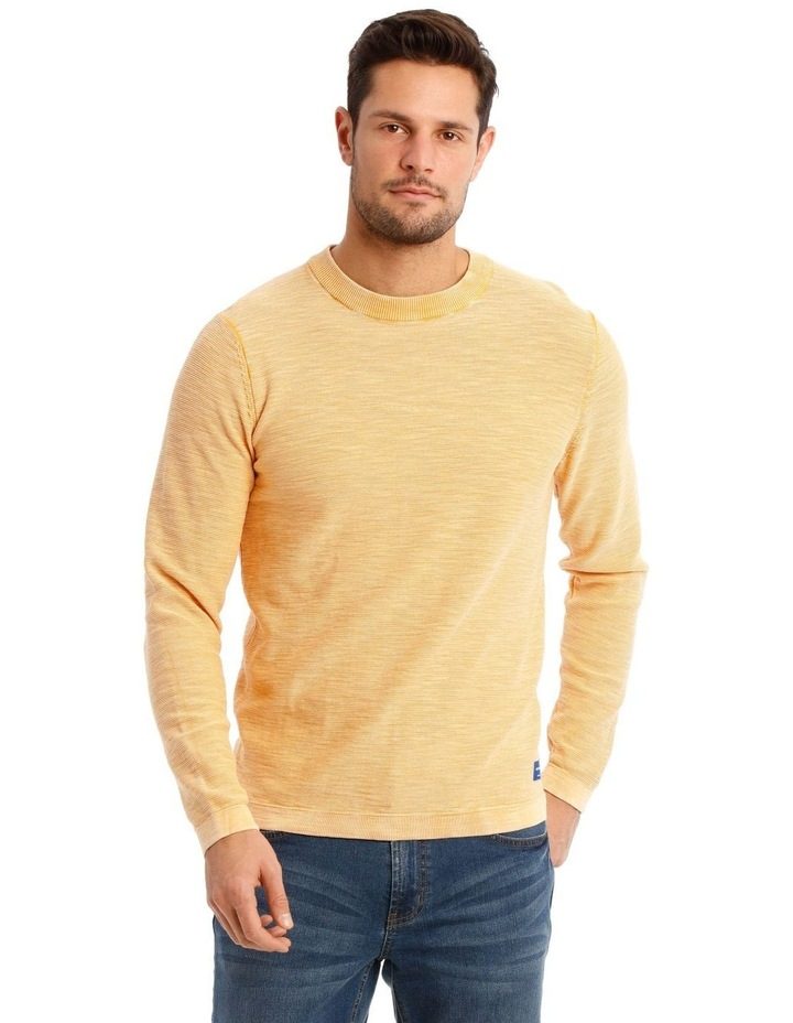 Yellow Pullover Knit image 1
