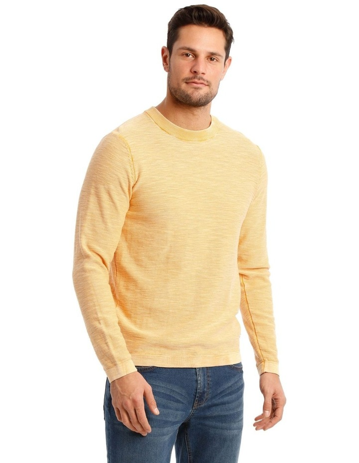 Yellow Pullover Knit image 2