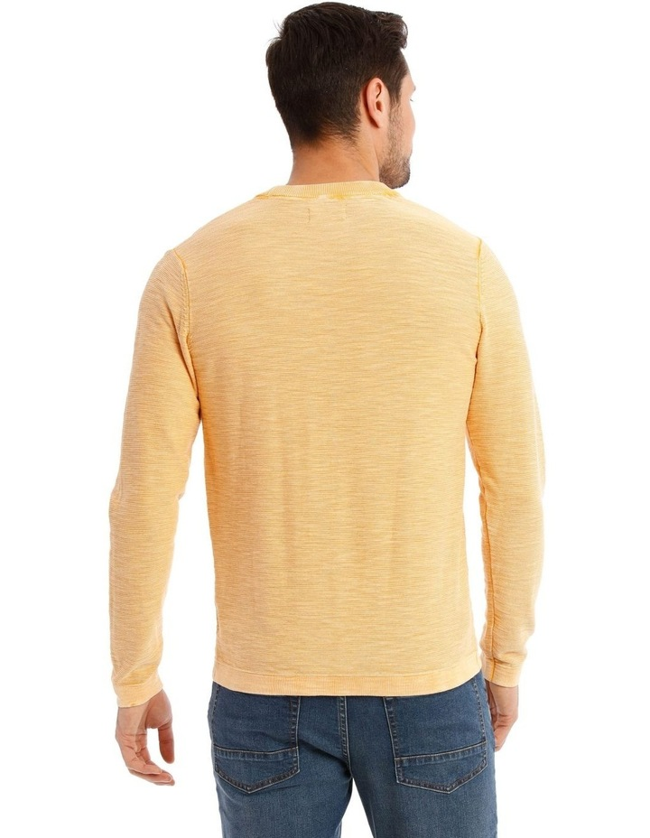Yellow Pullover Knit image 3