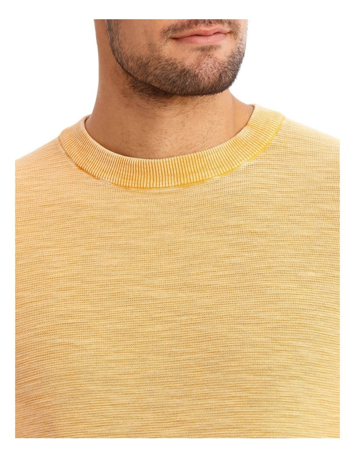 Yellow Pullover Knit image 4