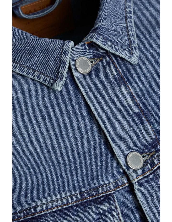 Denim Trucker Jacket image 7