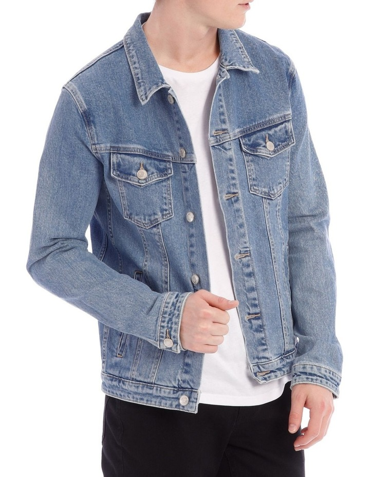 Alvin Denim Jacket image 1