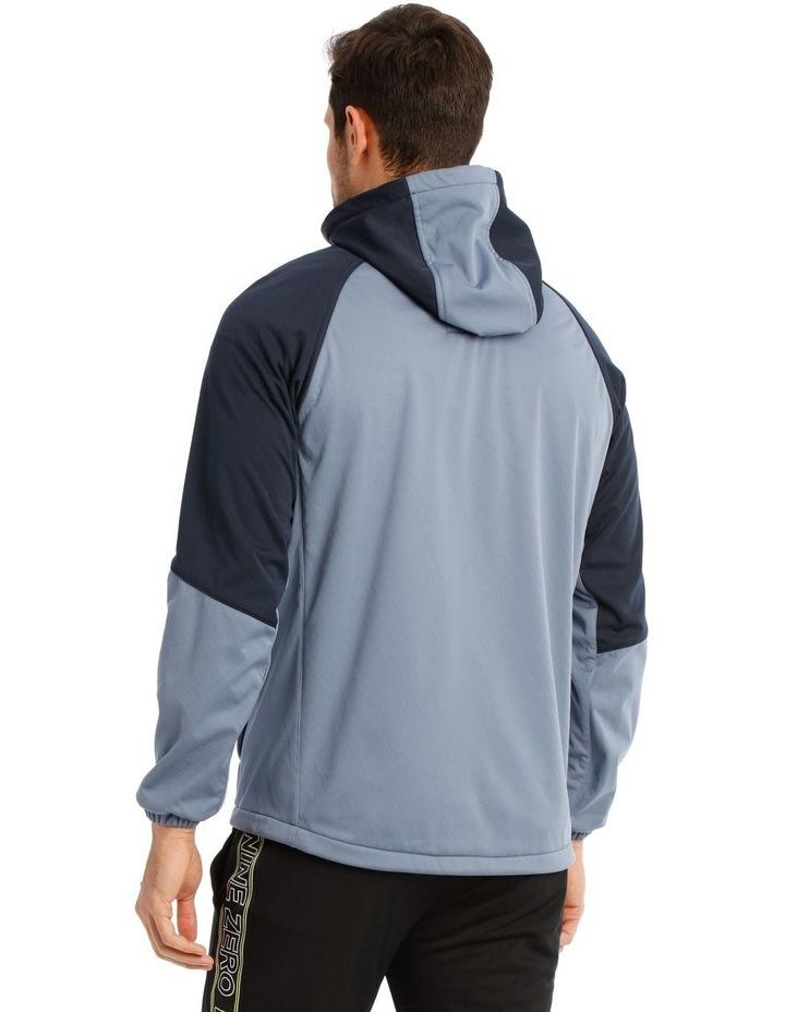 Hooded Softshell Jacket. image 3