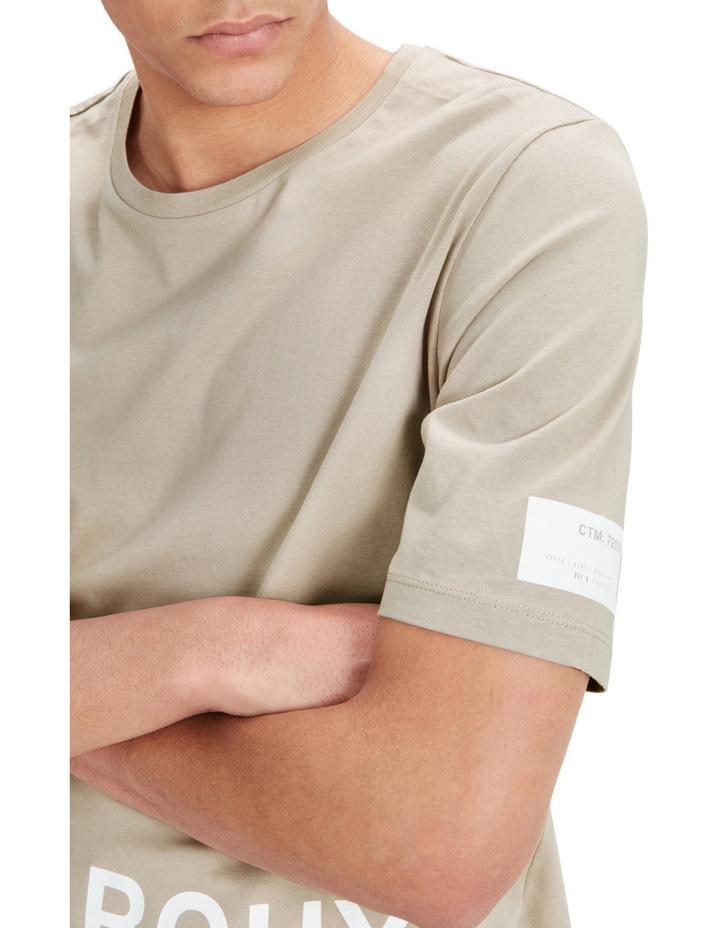 Short Sleeve Tee Crew Neck image 3