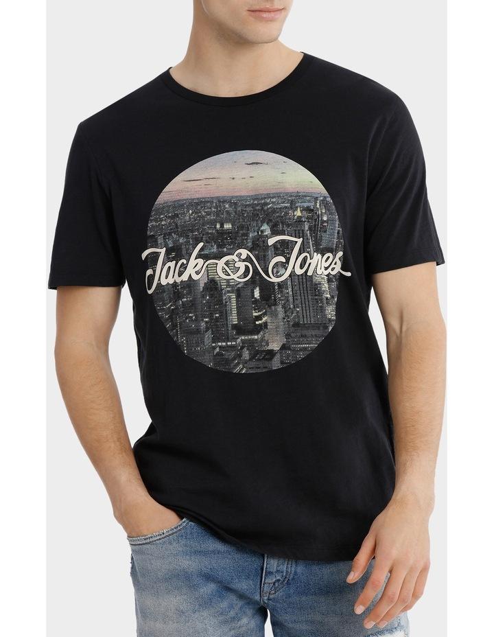 Short Sleeve Crew Neck Tee image 1