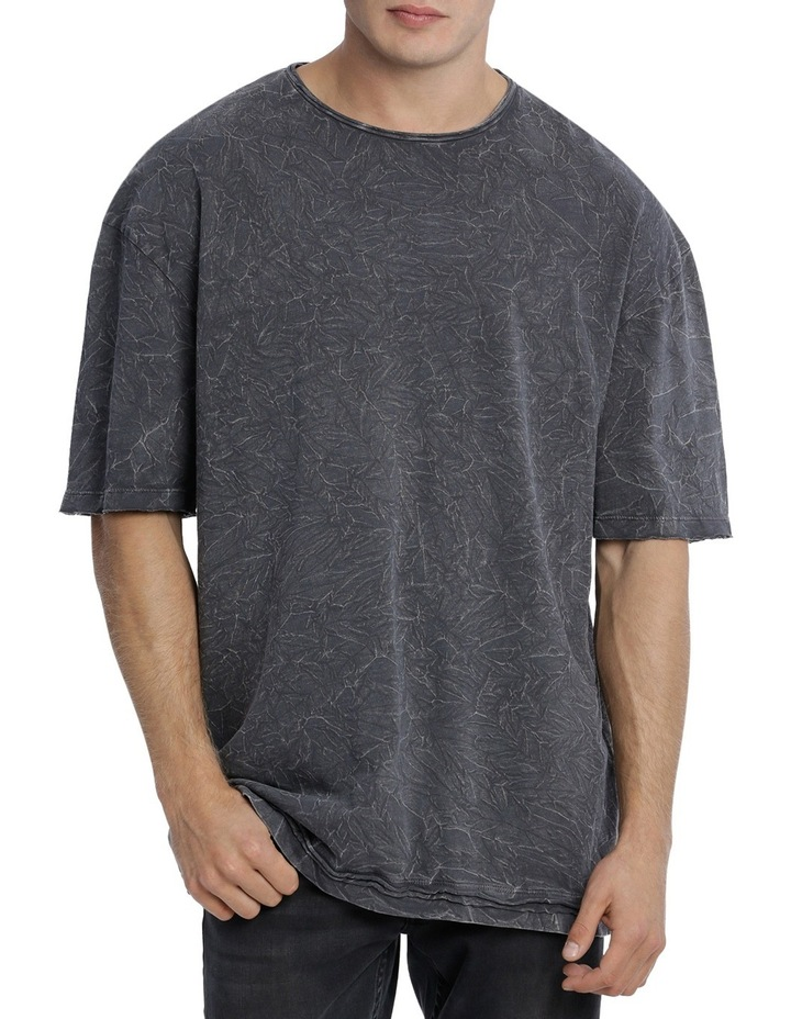 ANGLES CREW NECK SHORT SLEEVE TEE image 1