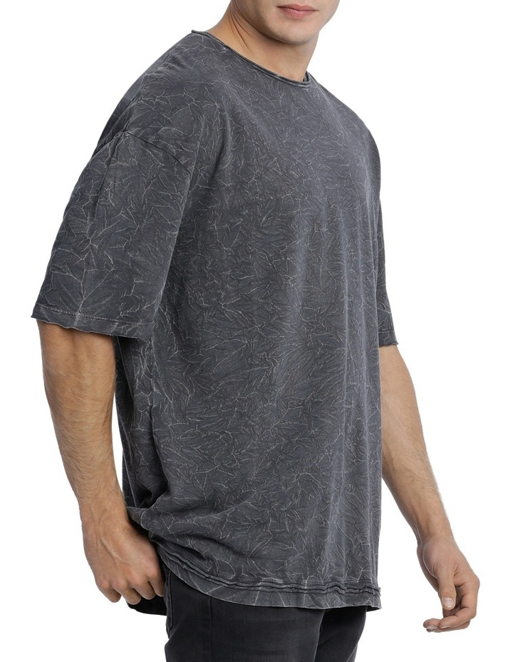 ANGLES CREW NECK SHORT SLEEVE TEE image 2