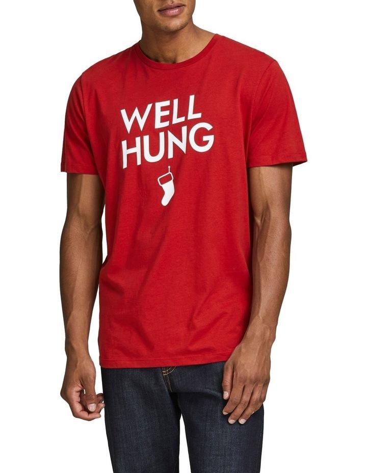 Red Pun T-Shirt image 1