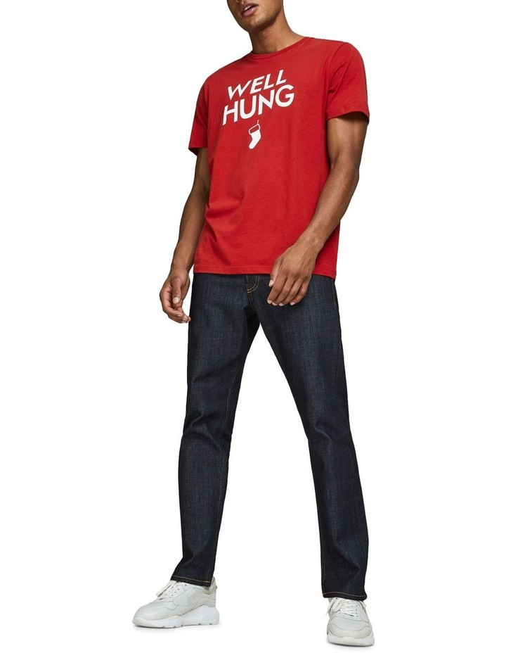 Red Pun T-Shirt image 3