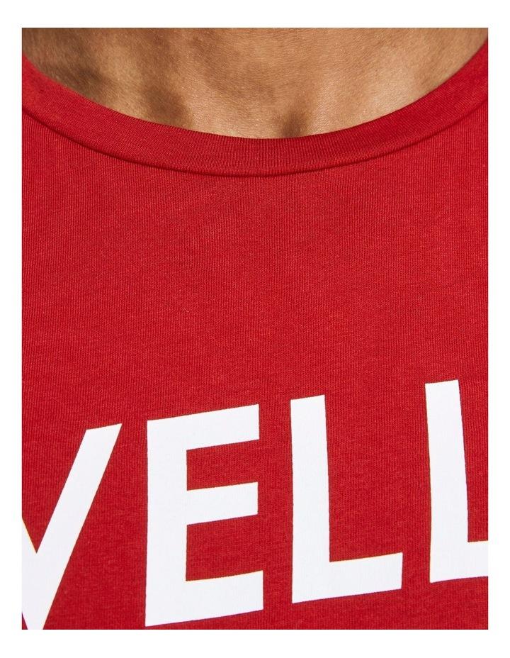 Red Pun T-Shirt image 4