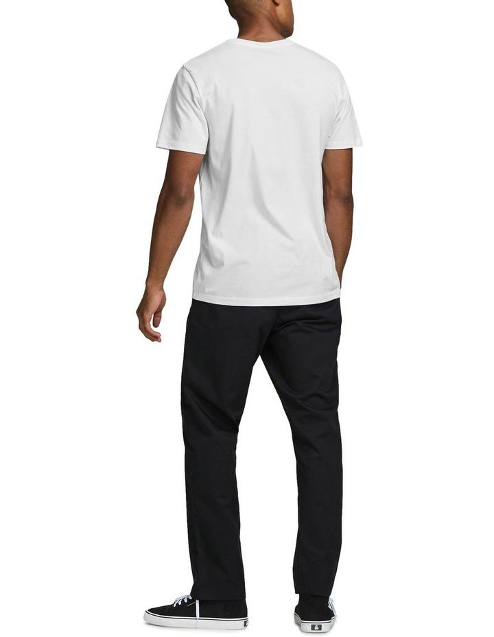 White Pun T-Shirt image 2