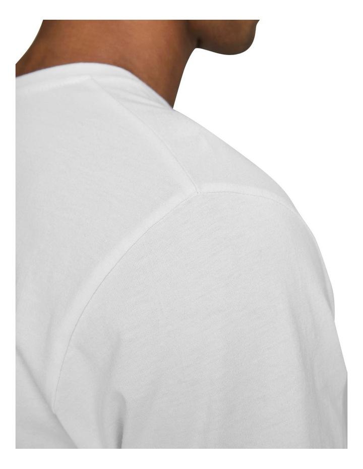 White Pun T-Shirt image 4