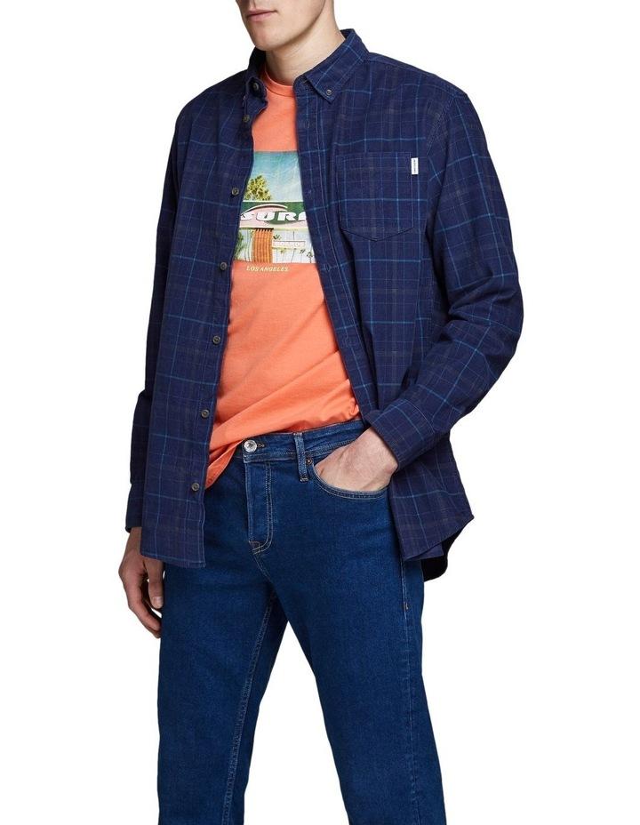 Cody Check Corduroy Shirt image 1