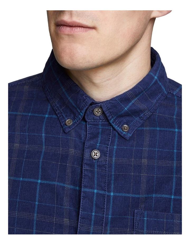 Cody Check Corduroy Shirt image 3
