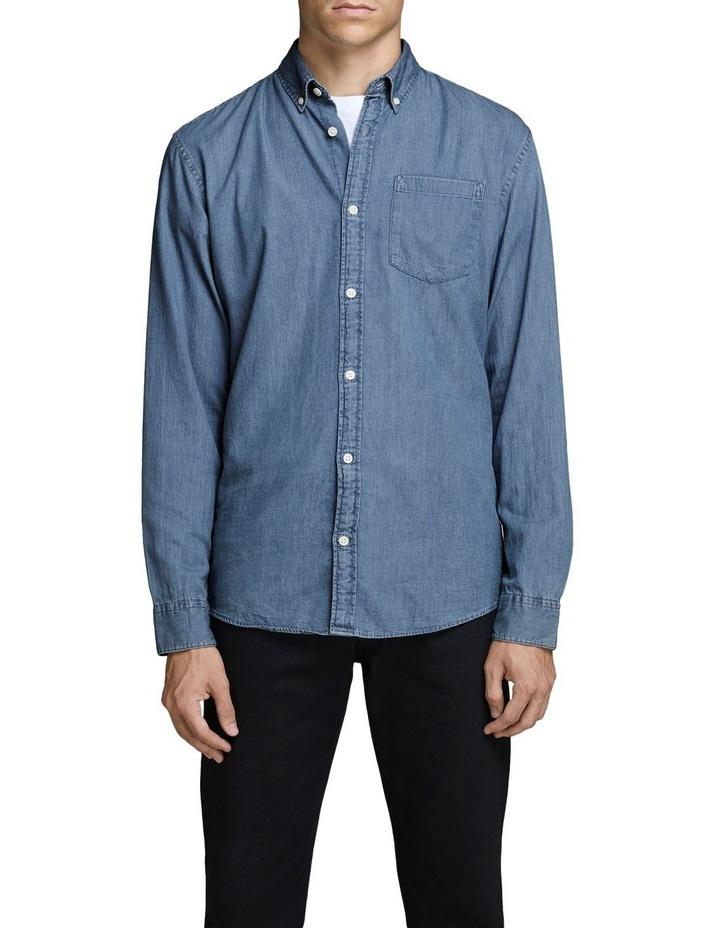 Jamie Denim Long Sleeve Shirt image 1