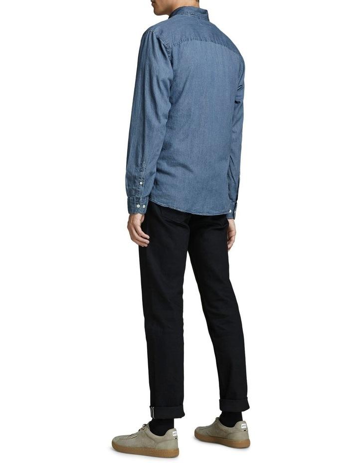 Jamie Denim Long Sleeve Shirt image 2
