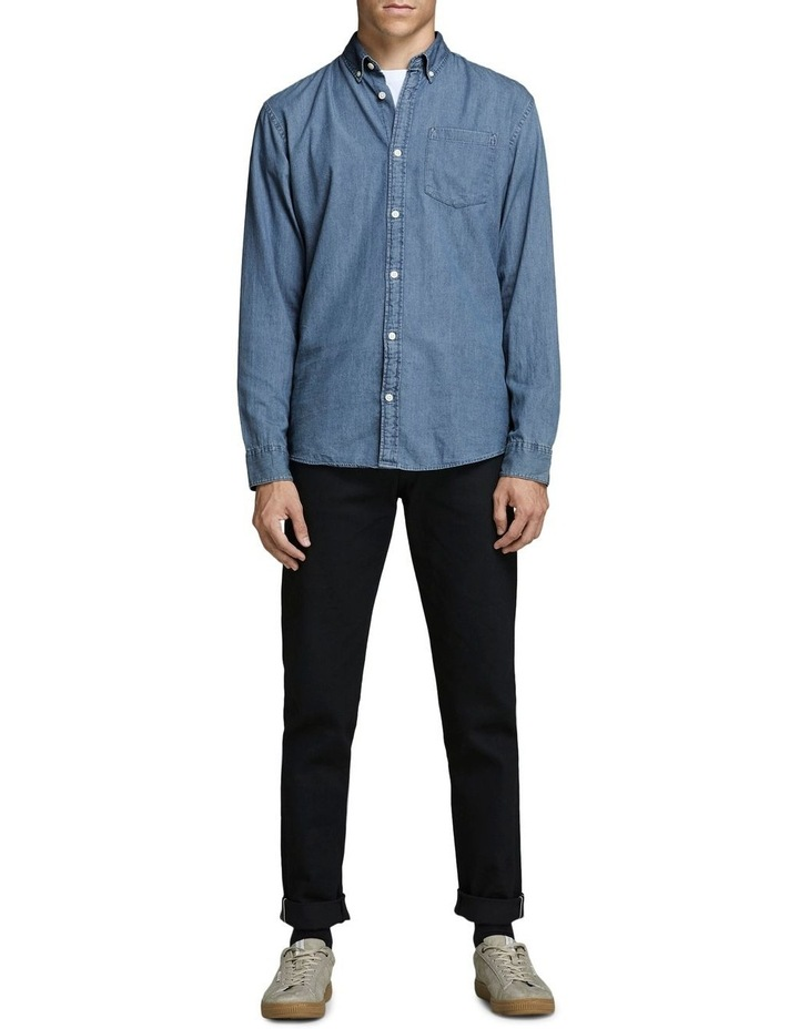 Jamie Denim Long Sleeve Shirt image 3