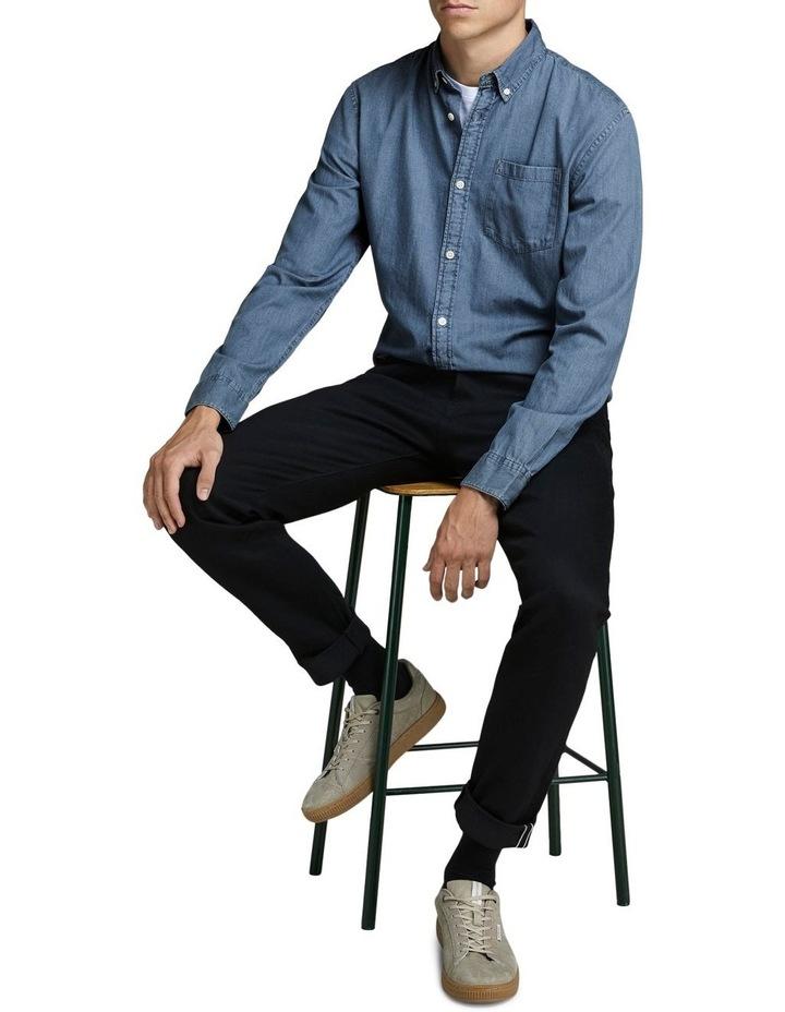 Jamie Denim Long Sleeve Shirt image 4