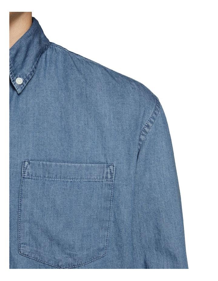Jamie Denim Long Sleeve Shirt image 5