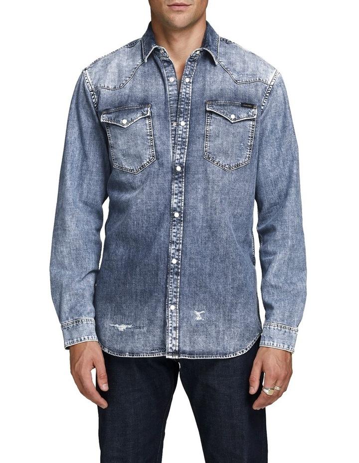 James Denim Long Sleeve Shirt image 1