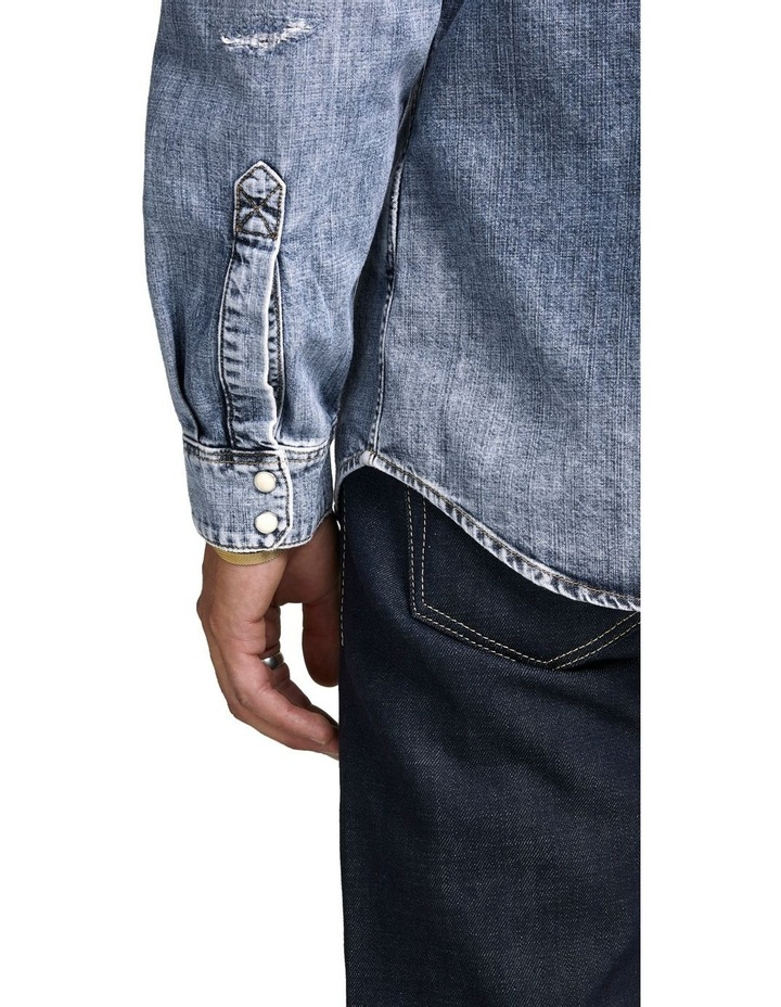 James Denim Long Sleeve Shirt image 4