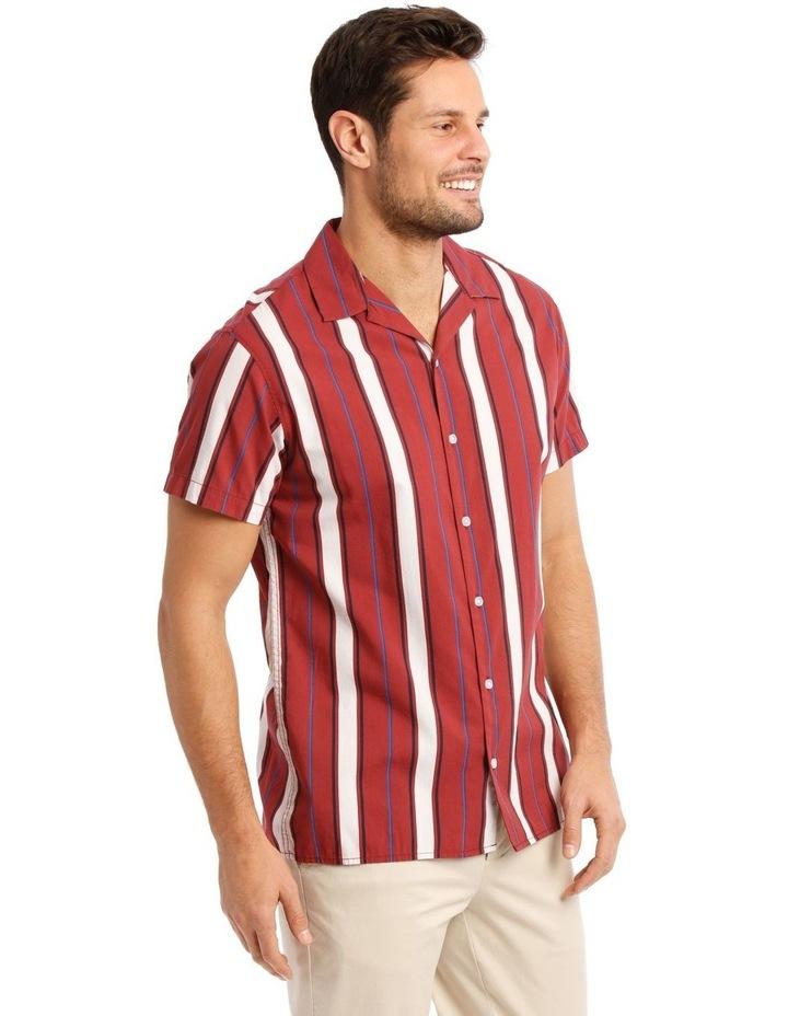 Wade Stripe Short Sleeve Shirt image 2