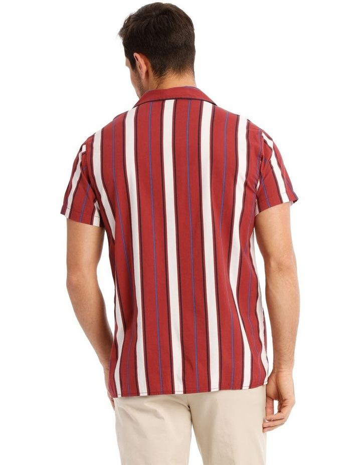 Wade Stripe Short Sleeve Shirt image 3