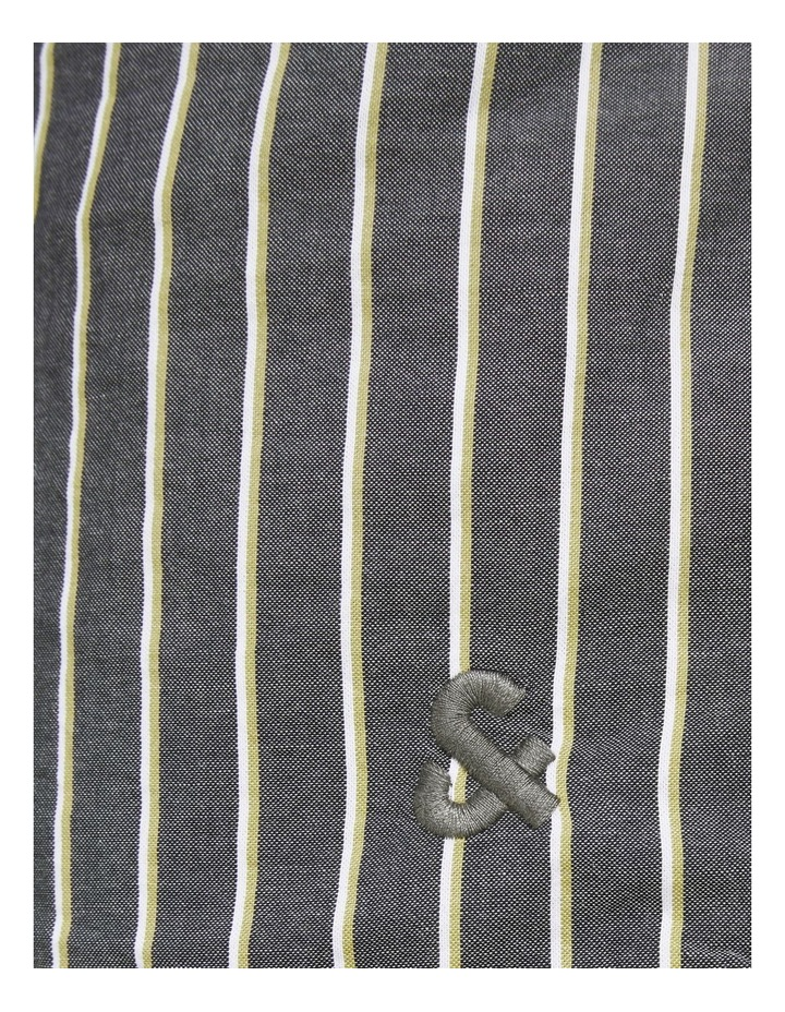 Linen Jogger Shorts image 5