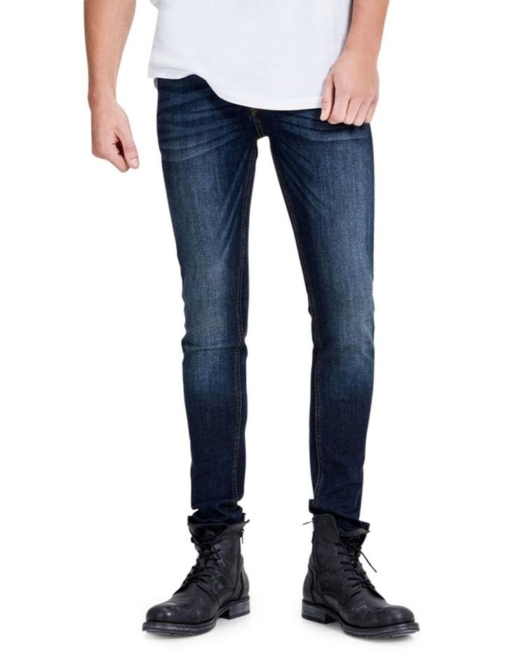 Liam Original Short Skinny Fit Jean image 1