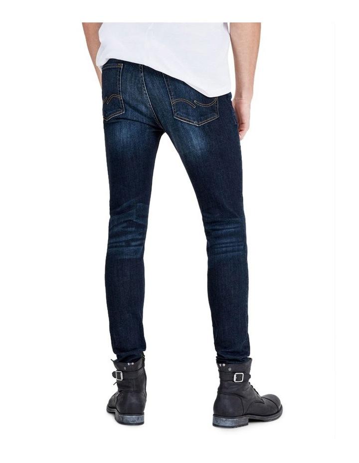 Liam Original Short Skinny Fit Jean image 4
