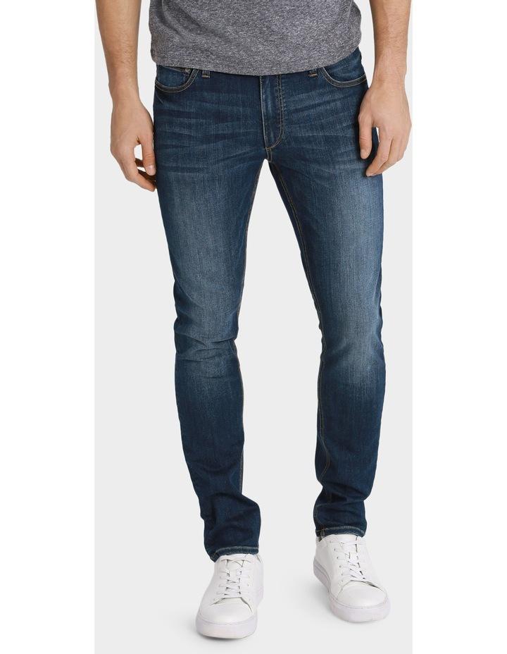 Liam Original Short Skinny Fit Jean image 3