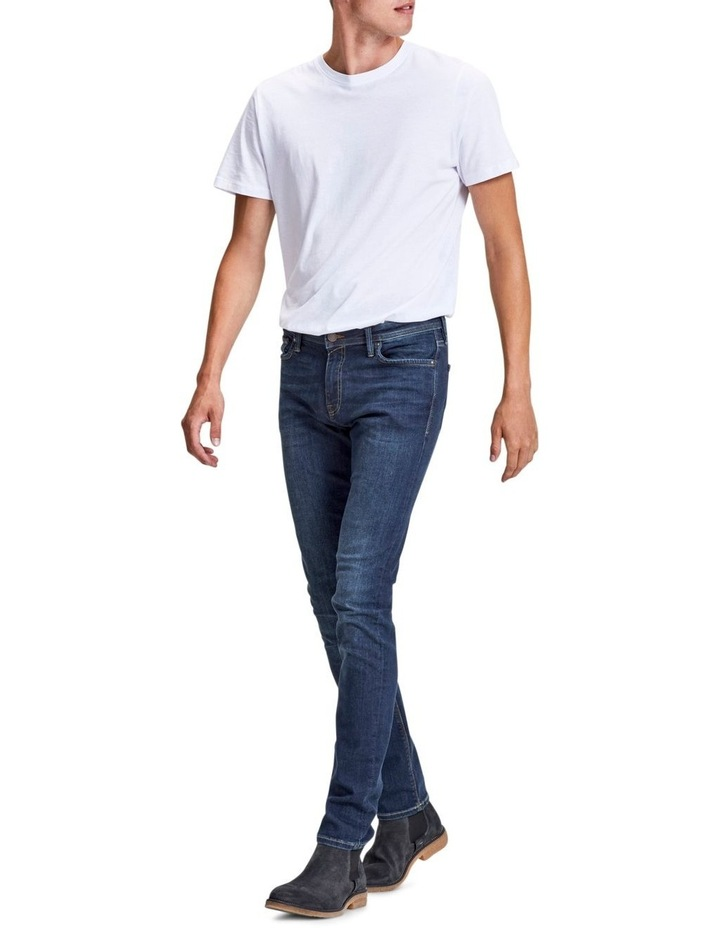 Glenn Felix Slim Fit Jeans Am 743 image 3
