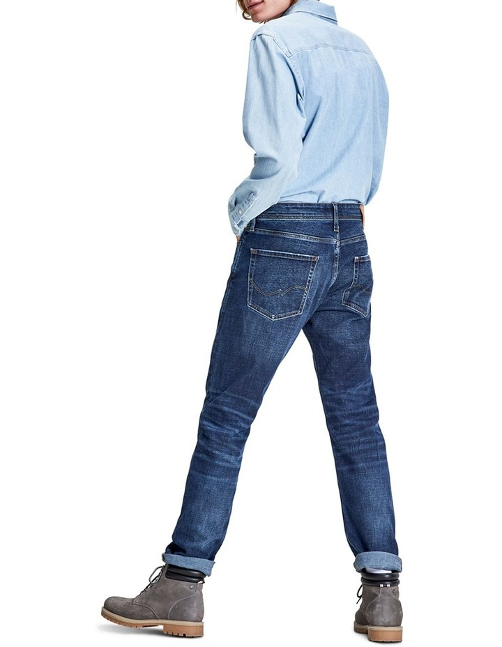 in stock differently buy cheap Jack & Jones Mike Am 771 Comfort Fit Jeans