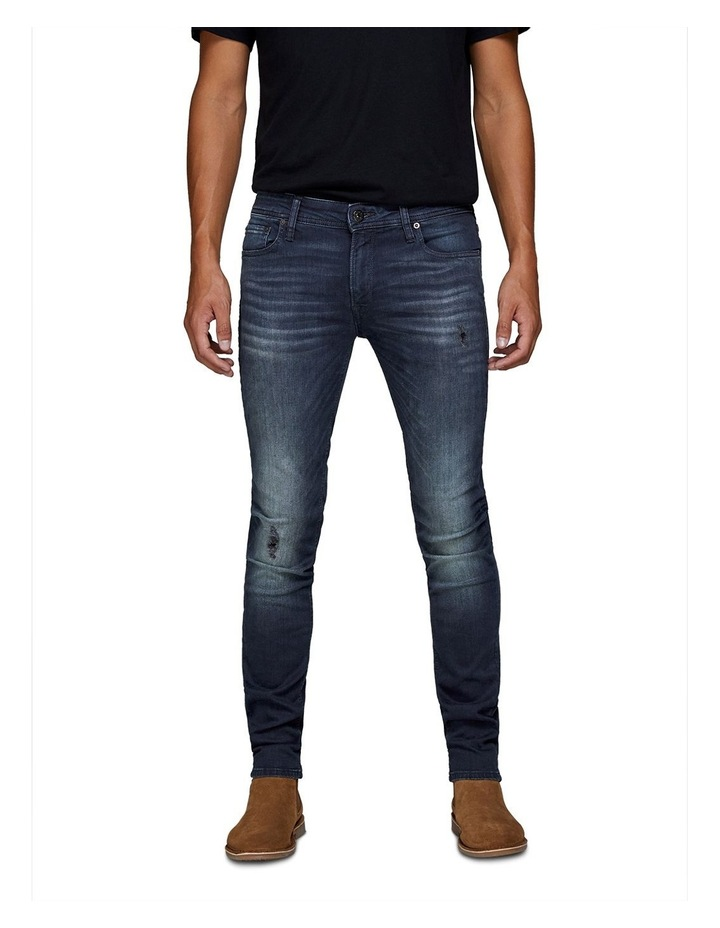 Liam JJ104 Skinny Fit Super Stretch Jeans image 1