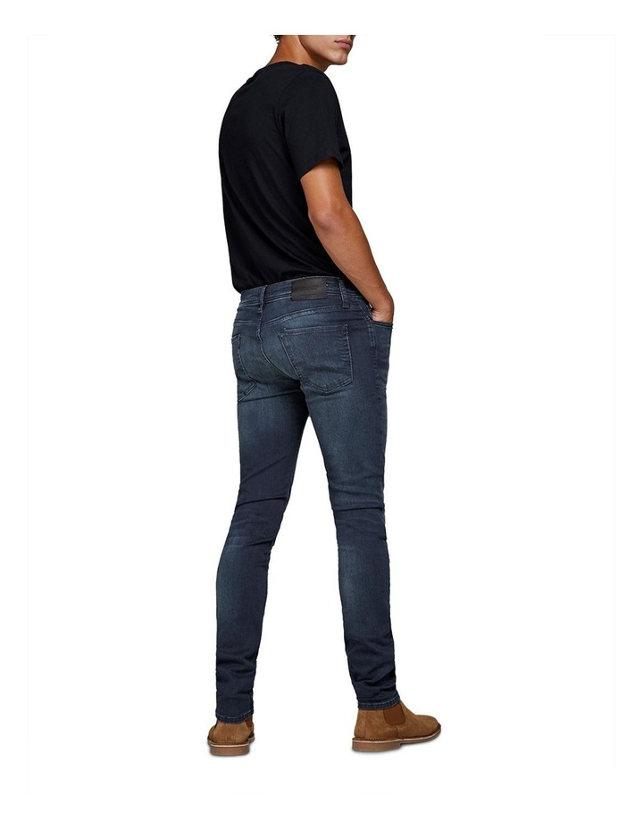 Liam JJ104 Skinny Fit Super Stretch Jeans image 2