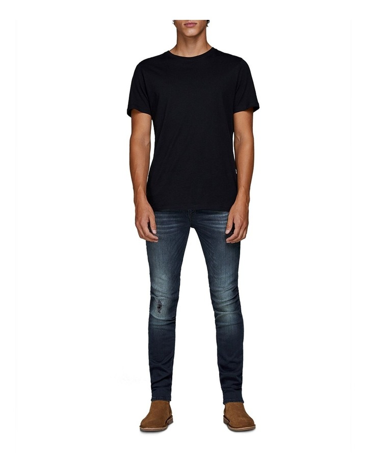 Liam JJ104 Skinny Fit Super Stretch Jeans image 3