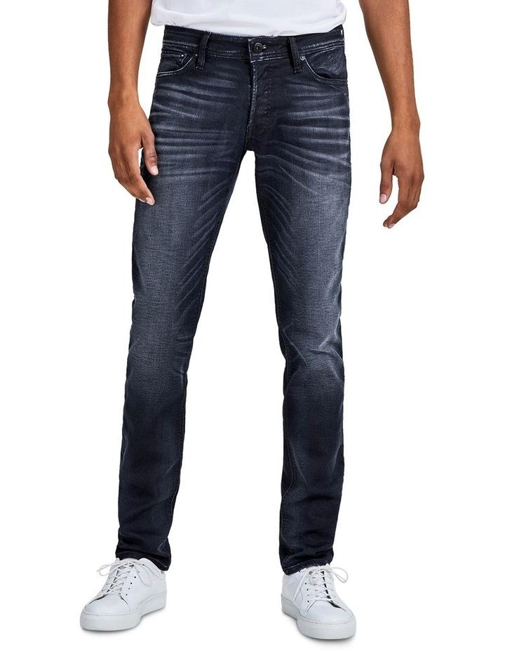 Glenn Jos 745 Slim Fit Indigo Knit Jeans image 1
