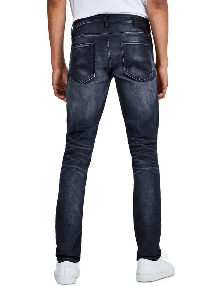 Glenn Jos 745 Slim Fit Indigo Knit Jeans image 2