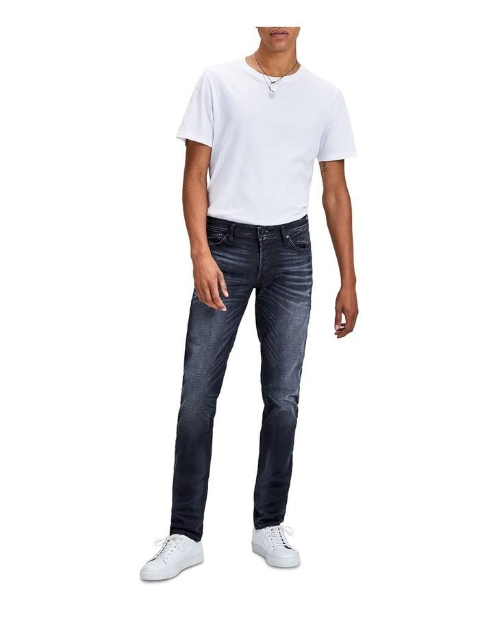 Glenn Jos 745 Slim Fit Indigo Knit Jeans image 4