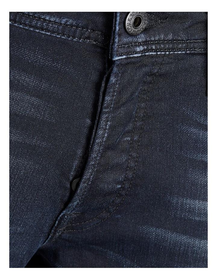 Glenn Jos 745 Slim Fit Indigo Knit Jeans image 5
