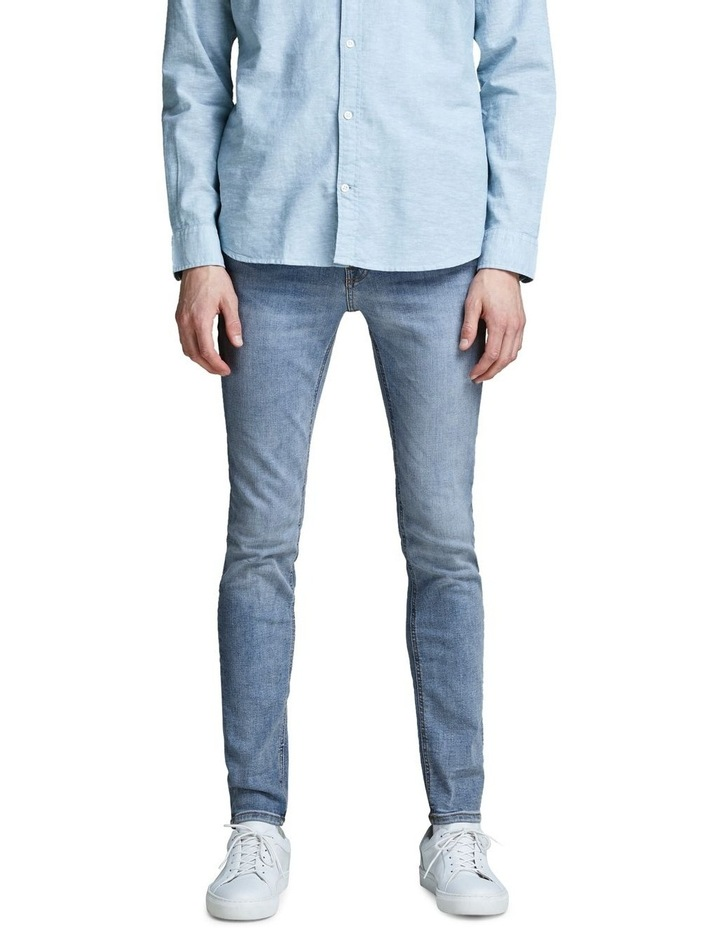 Teorico Meccanico Rimborso  Jack & Jones Liam Original Am 792 Super Strech Skinny Fit Jeans | MYER