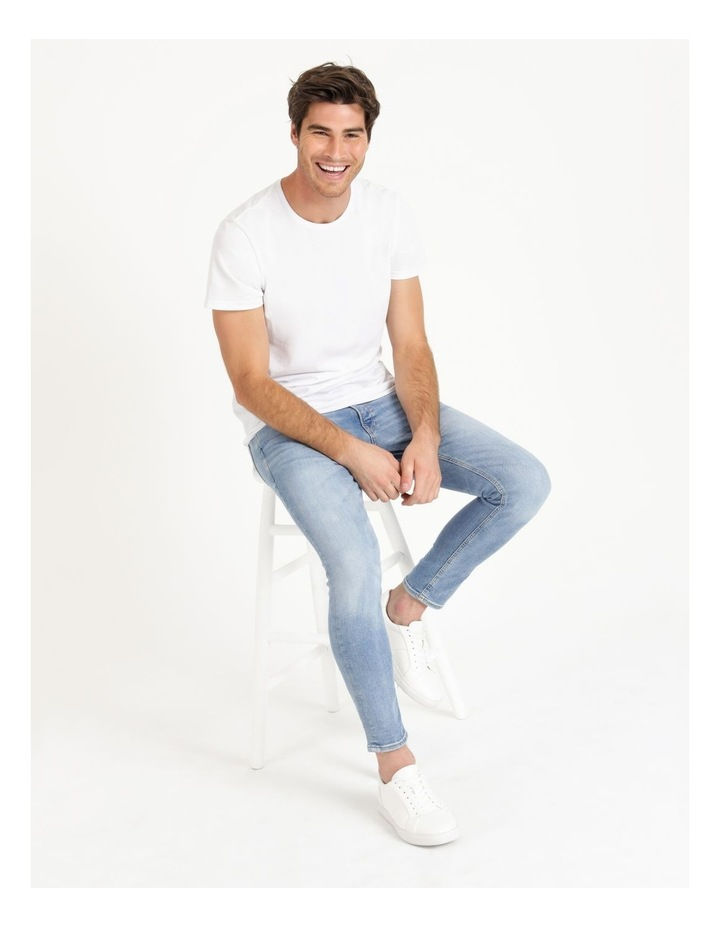 Liam Original Am 792 Super Strech Skinny Fit Jeans image 3