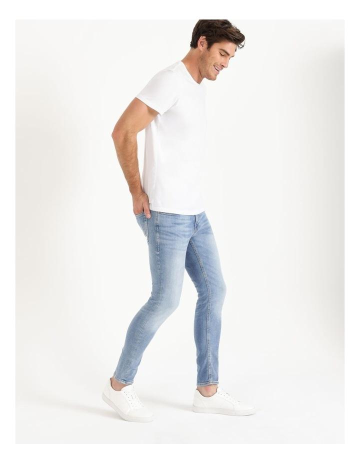 Liam Original Am 792 Super Strech Skinny Fit Jeans image 4