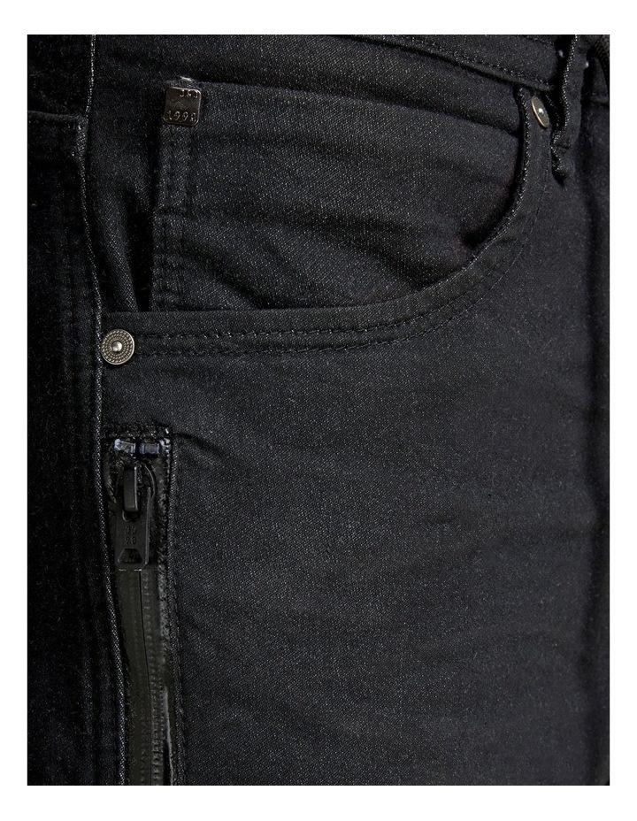 Simon Cast Jos 508 Indigo Knit Anti Fit Jeans image 5